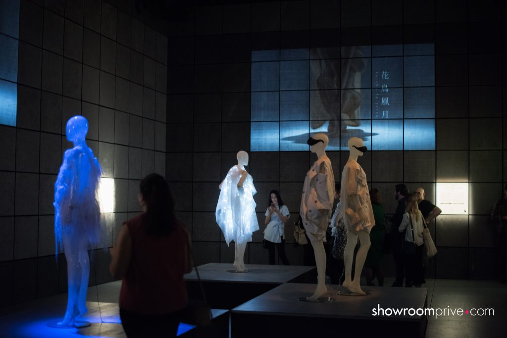 Exhibition of the Look Forward FashionTech Festival