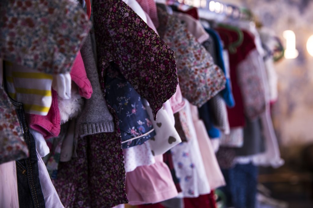 Loupilou, renting of baby clothes