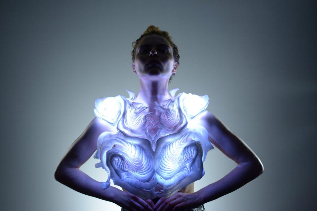 Bodyscape de Behnaz Farahi