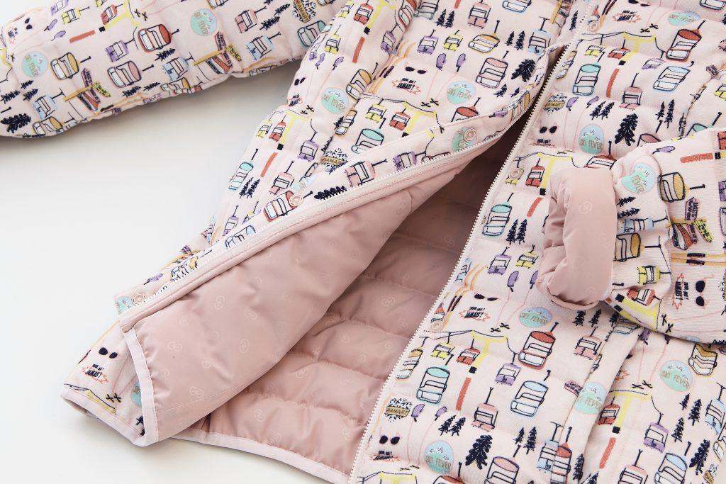 Un des nouveau vêtement de la collection de Damart
