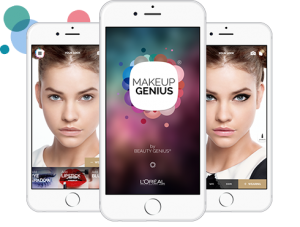 Make up Genius App by Sephora