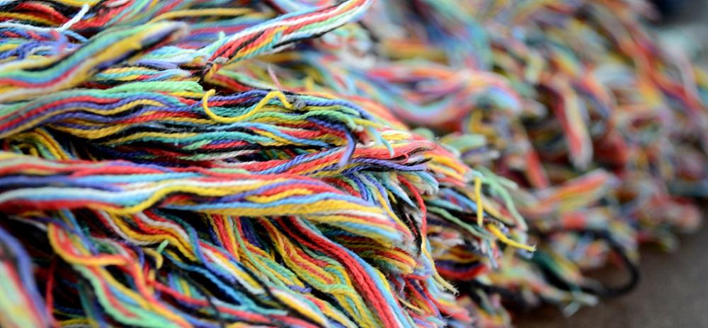 fibre recyclage textile